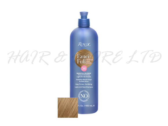 Roux Fancy-Full Hair Colour Rinse - Bashful Blonde 450ml