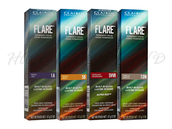 Clairol Professional Flare Permanent Creme 57g