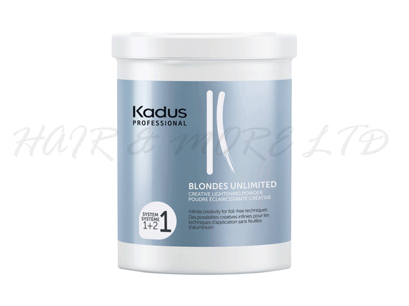 Kadus Professional Blondes Unlimited Powder 400g