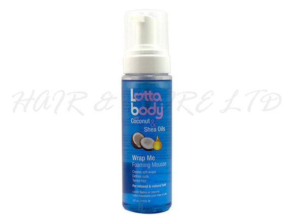Lotta Body Wrap Me Foaming Mousse 207ml