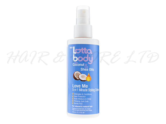 Lotta Body 5-n-1 Miracle Styling Creme