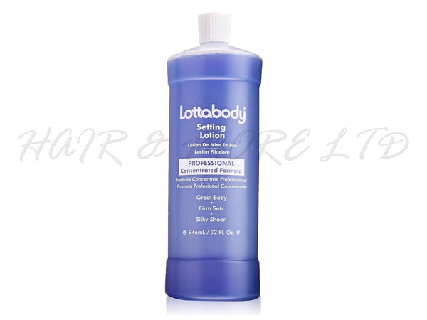 Lotta Body Setting Lotion, Professional Concentrated Formula 946ml