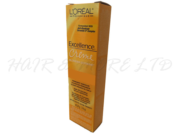 Loreal Excel Creme Blondes Extreme