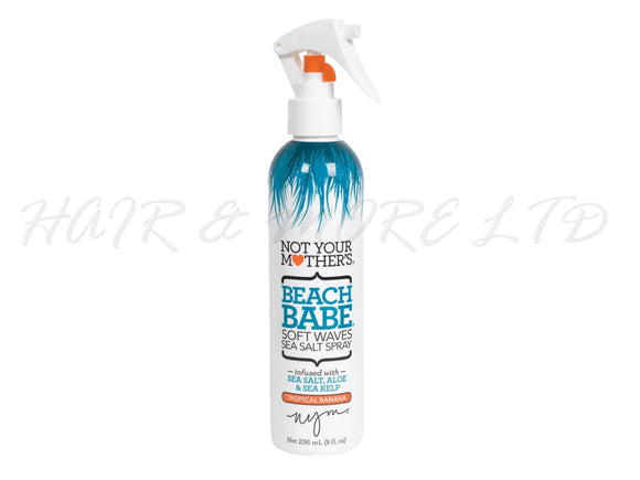 Not Your Mothers Beach Babe Soft Waves Sea Salt Spray 236ml