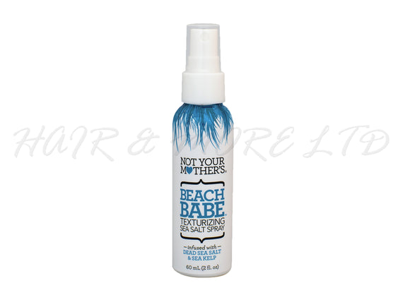 Not Your Mothers Beach Babe Texturising Sea Salt Spray 60ml