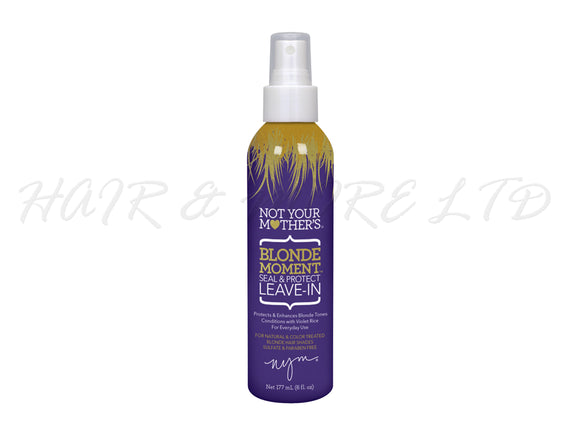Not Your Mothers Blonde Moment Seal Protect Leave-In 177ml
