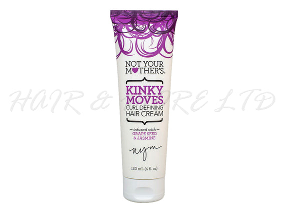 Not Your Mothers Kinky Moves Curl Defining Cream 120ml