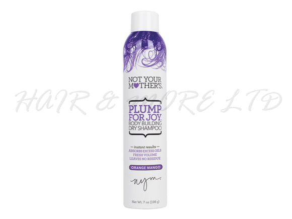 Not Your Mothers Plump For Joy Body Building Dry Shampoo 198g