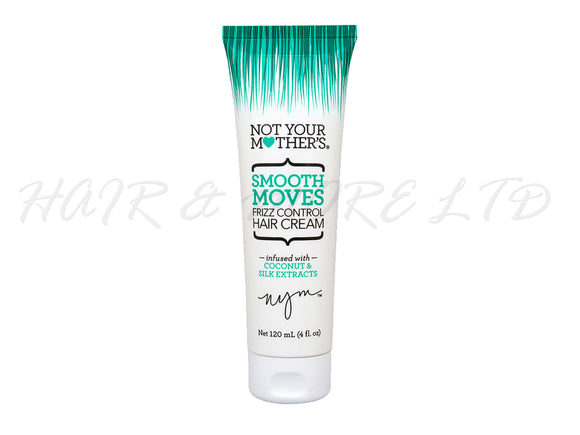 Not Your Mothers Smooth Moves Frizz Control Hair Cream 120ml