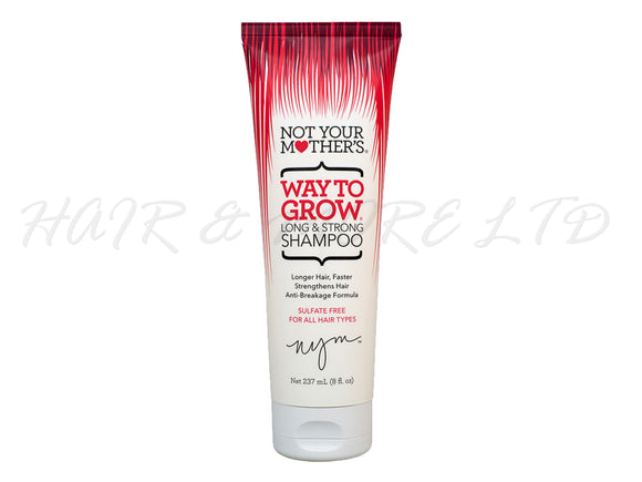 Not Your Mothers Way To Grow Long and Strong Shampoo 237ml