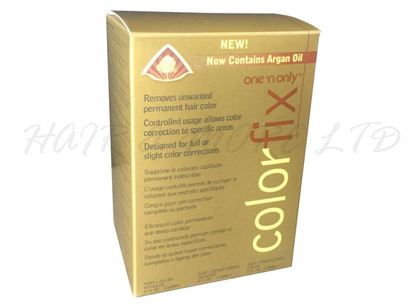 One 'N Only Colorfix Permanent Hair Colour Remover Kit