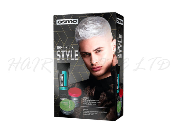 OSMO 'The Gift of Style' 3pc Grooming Gift Set