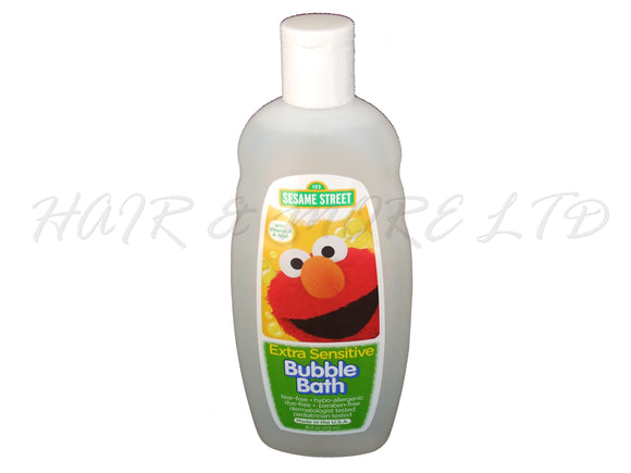 Sesame Street Extra Sensitive Bubble Bath 473ml