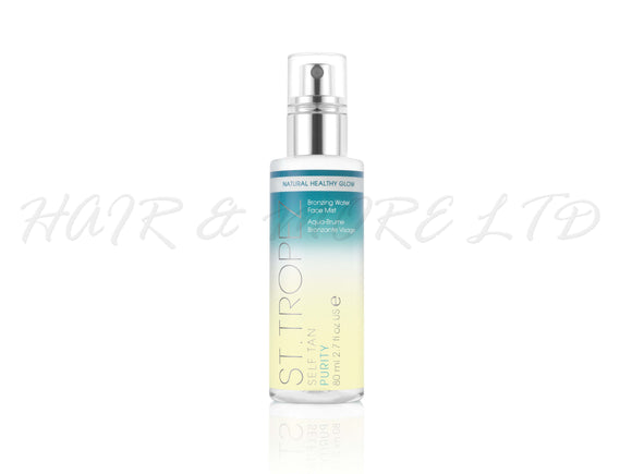 St Tropez Purity Face Mist 80ml