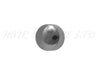Studex Stainless Steel Ball Stud Earrings, 1 Pair - Regular Size 3mm