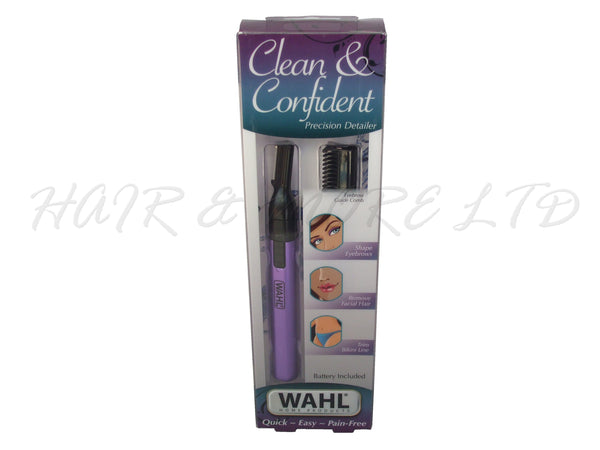 WAHL Ladies Clean and Confident Precision Trimmer