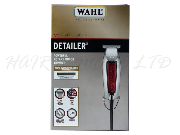 WAHL Professional 5 Star Series, Detailer T-Wide Trimmer