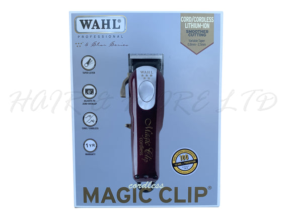 WAHL Professional 5 Star Series, Magic Clip Cordless