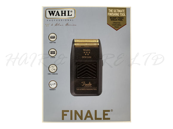 WAHL Professional 5 Star Series, Finale Shaver