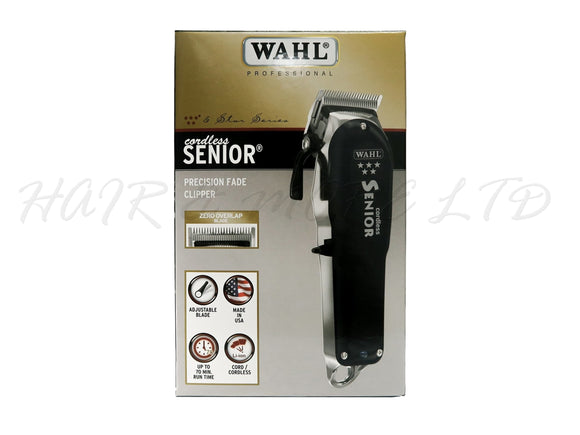 WAHL Professional 5 Star Series, Senior Clipper (cord/cordless)