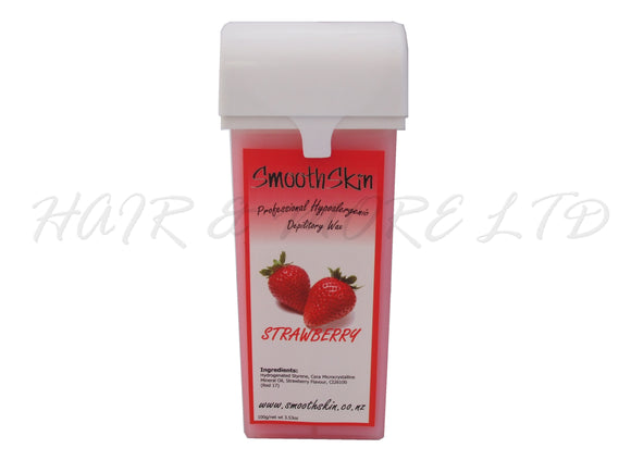 Smooth Skin Warm Wax Catridge - Strawberry