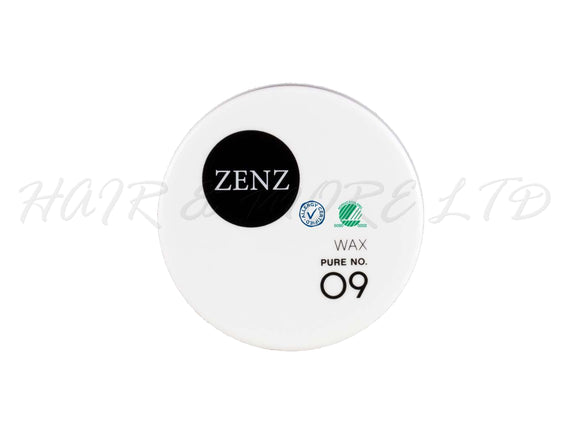 Zenz Organic Styling Wax Pure no.09 75g