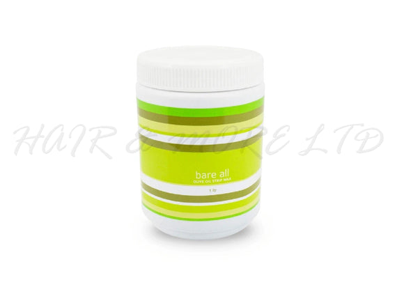 Bare All Olive Oil Strip Wax 1L