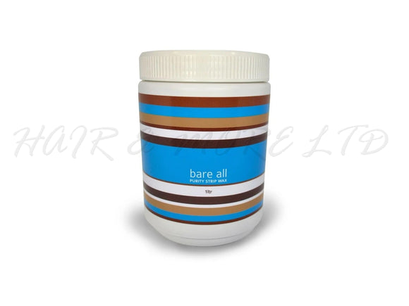 Bare All Purity Strip Wax 1L