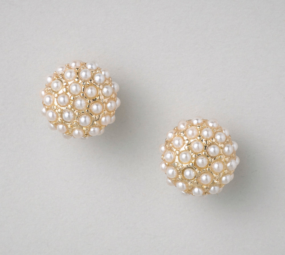 Blossom Stud Earrings