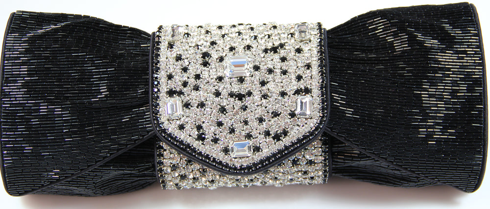 Black Swan Bridal Handbag