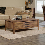 Coffee Table Vintage Oak Finish