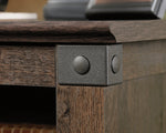 Sauder® Carson Forge® Side Table Coffe Oak® Finish