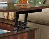 Lift-top Coffee Table Curado Cherry Finish