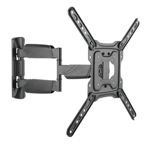 EM-A400-2 Full motion wall bracket for panels up to 55""