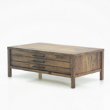 Sauder® New Grange Coffee Table Vintage Oak® Finish