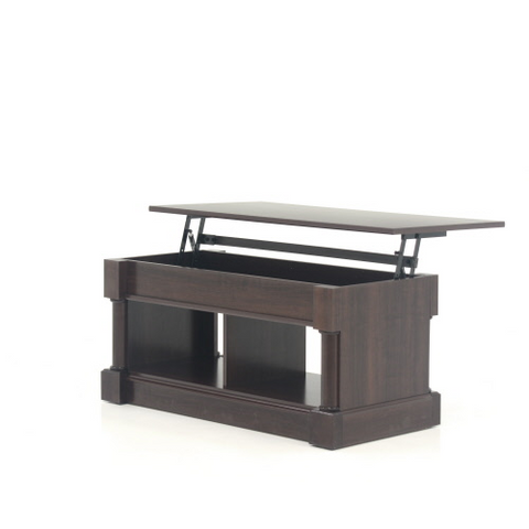 Sauder® Palladia® Lift-Top Coffee Table Select Cherry Finish