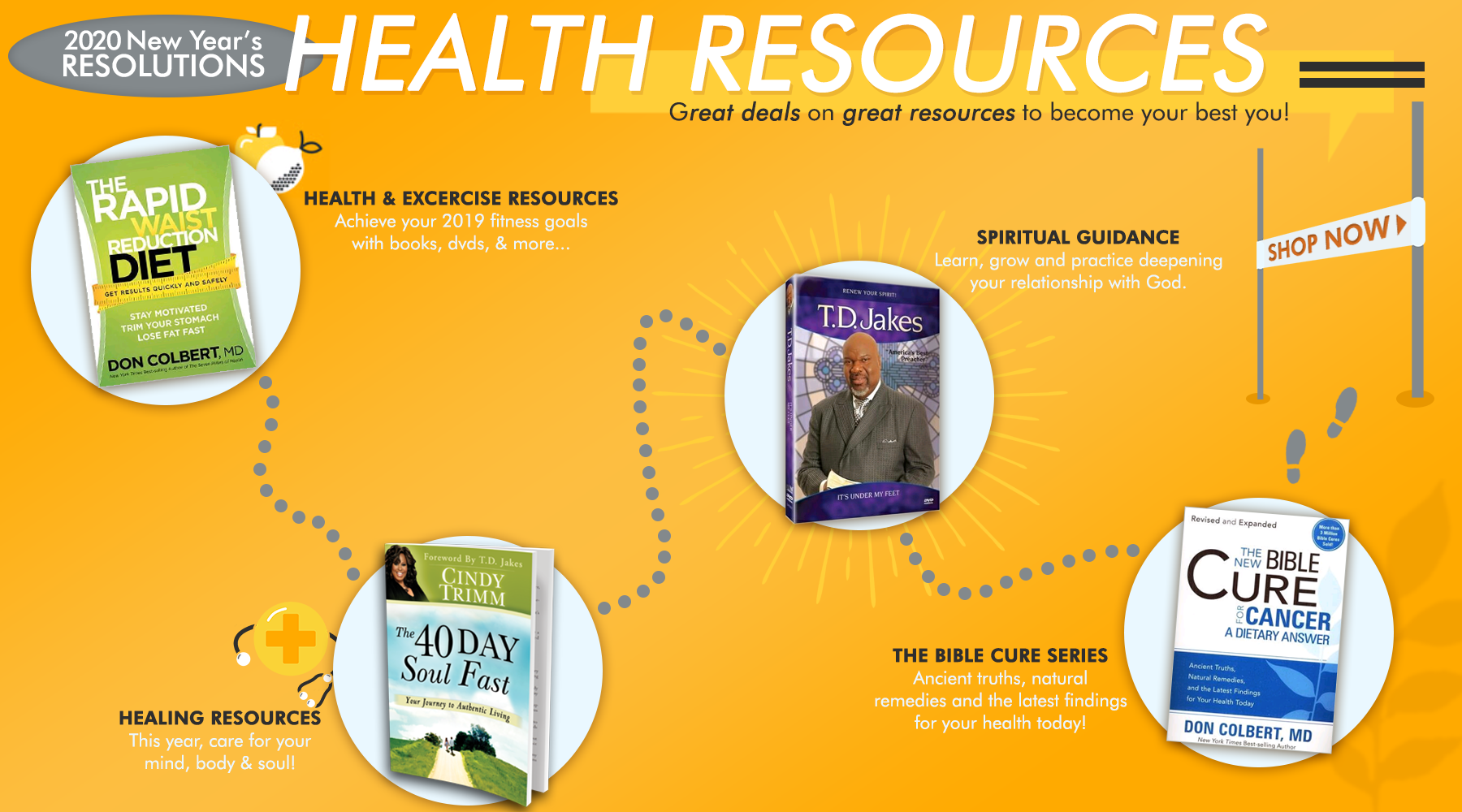New Year's Health Resources