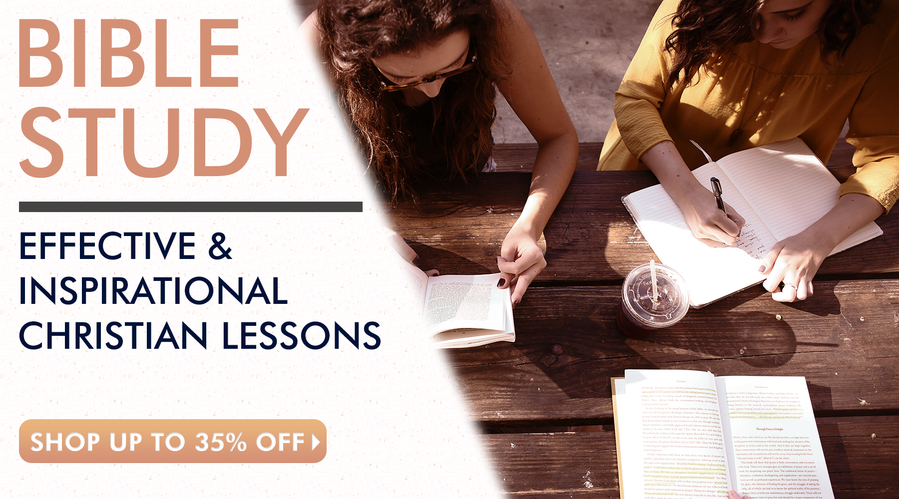 Bible Study Resources Sale