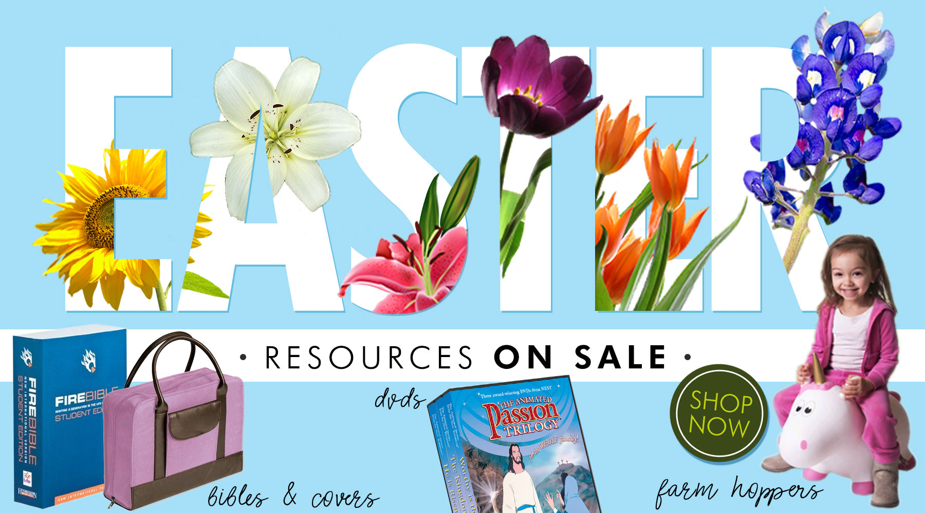 Easter Resources Sale