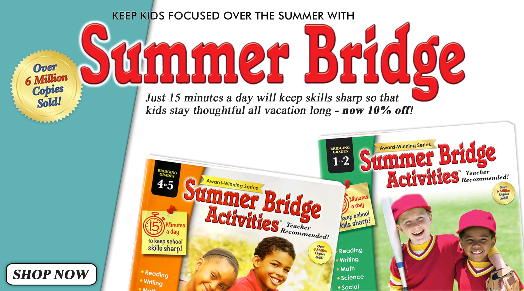 Summer Bridge Activites