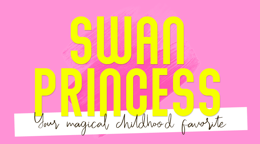 Swan Princess movies, accessories, and more