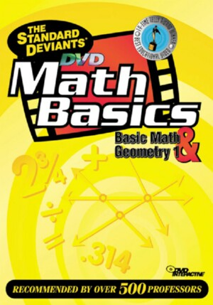 Math Basics (2 Pack) (Basic Math & Geometry)