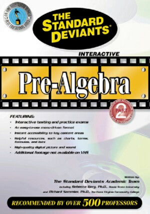 Pre-Algebra Power Program 2