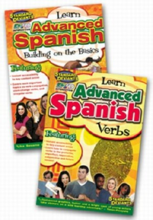 Advanced Spanish (2 Pack)