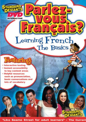 French Program 1: Parlez-vous Francais