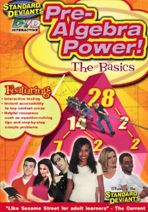Pre-Algebra Power Program 1