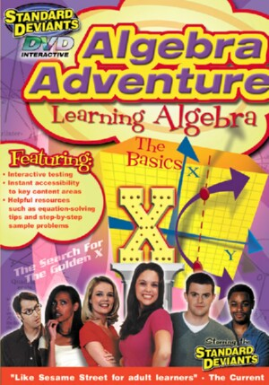 Algebra Adventure - Part 1
