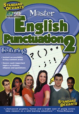 English Punctuation Program 2