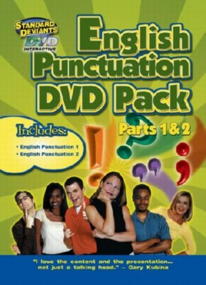 English Punctuation (2 Pack)