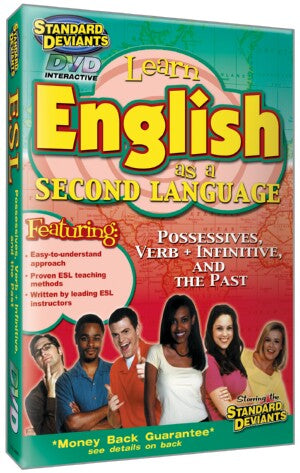ESL Program 3: Possessives Verb and Infinitive and The Past